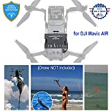 Professional Release and Drop Device for DJI Mavic AIR, for Drone Fishing, Bait Release, Payload Delivery, Search & Rescue, Fun Activities. - Free Drop Parachute Included -