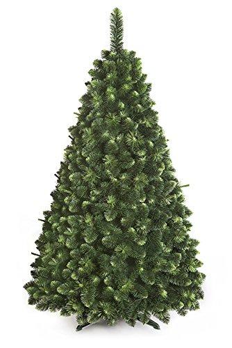 Sapin de Noël Arbre Artificiel Deluxe Fabrication de qualité supérieure (Young Pine, 180 cm)