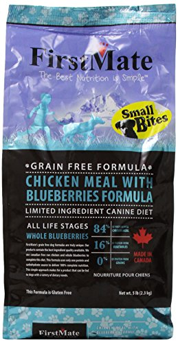 Firstmate Pet Foods Chicken With Blueberries Small...