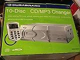 Durabrand 10 Disc CD/MP3 Changer WMS7100MP3