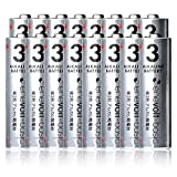 enevolt(basic) 単3 アルカリ電池 1.5V 単3形 アルカリ 電池 エネボルト ベーシック アルカリ乾電池 3R SYSTEMS 16本セット