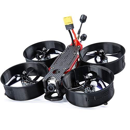ETbotu Regalo di natale, Droni telecomandati MegaBee 3inch HD Whoop BNF con unit d'aria DJI Digital HD FPV/XING 1408 motore 3600KV / elica Gemfan 75mm per drone FPV Nessun ricevitore (DJI adattivo)