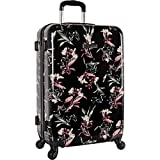 Vince Camuto Carry-on Hardside Spinner, Lillies Negro (Negro) - 3249C19