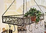 DanDiBo Accroche Casserole Porte-Plantes Suspendu Cucina 76390...