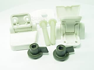 Bemis Toilet Seat Hinges Replacement Parts