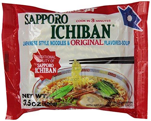 Sapporo Ichiban Instant Noodle
