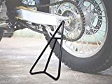 Eapele Triangle Stand for Dirt Bike, T-shaped Central Support for Greater Bearing Capacity, Solid...