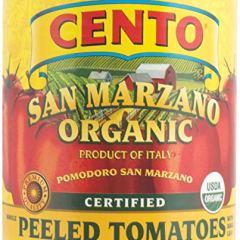 San Marzano Organic Peeled Tomatoes, 28 Ounce (Pack of 6)