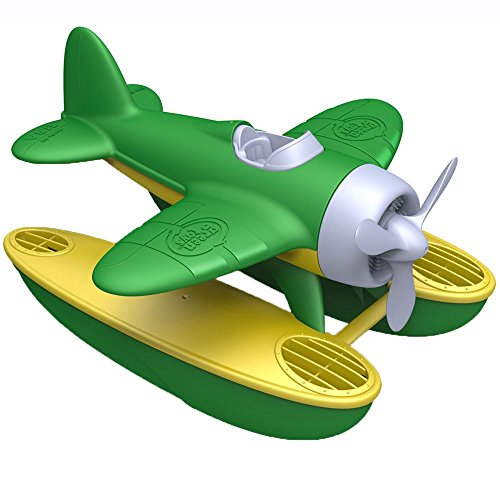Green Toys (グリーントイズ) 水上飛行機 グリーン