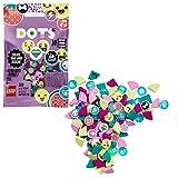 LEGO- Dots Extra Serie 1 Accessori con Elementi Glitterati, Traslucidi e Speciali per Cambiare il tuo Braccialetto o le tue Creazioni con Decorazioni Aggiuntive, per Bambini da +6 Anni, 41908