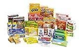 Polly Kinder Kaufladen Zubehör   40 Miniaturen in der Box für den kleinen Kinderkaufladen