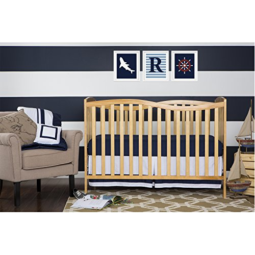 Product Image 2: Dream On Me Chelsea 5-in-1 Convertible Crib, Natural