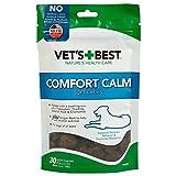 Vet's Best Comfort Calm Calming Soft Chews Dog Supplements | Dog...