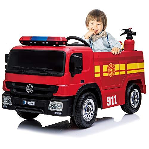 Kidsclub Fire Truck