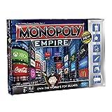 Hasbro – A4770 – Monopoly Empire – Version Anglaise (Import Royaume-Uni)