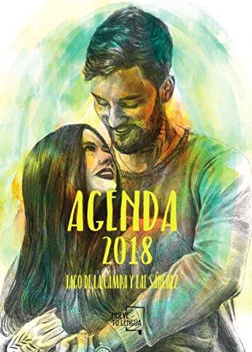 Agenda 2018 Iago de La Campa & Lae Sánchez