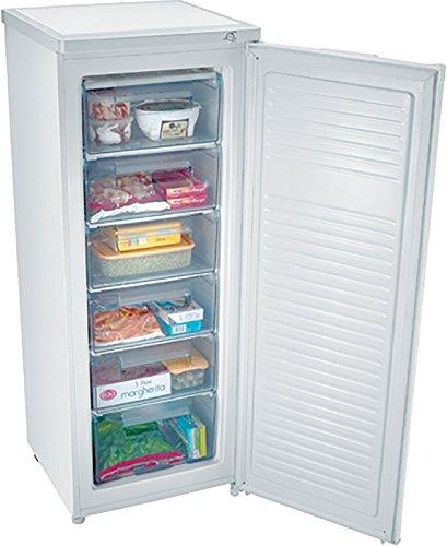 Iberna - Congelatore Monoporta a Libera Installazione IFUP 170 Finitura Bianco da 55cm
