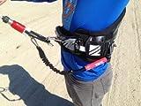 PKS Kitesurfing Kiteboarding Mini Slider Release Kite Leash