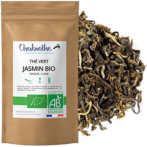 Té verde al Jazmín BIO 200g - orgánico bolsa biodegradabl