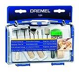Dremel 684 Kit Pollisage - Coffret avec 20 Accessoires de Nettoyage et...