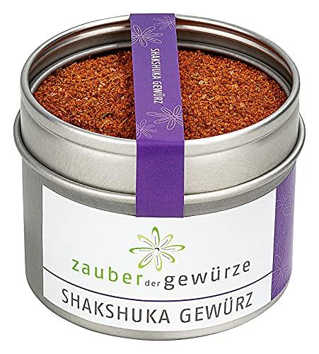 Zauber der Gewürze Shakshuka Gewürzmischung, Trendgericht aus Israel, 65g