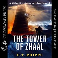 The Tower of Zhaal cover art