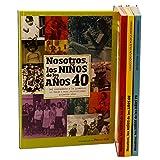 Calledelregalo Libro de tu año de Nacimiento, Libro de la década de los 40 con...