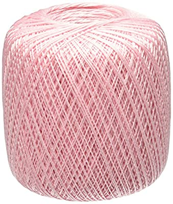 Aunt Lydia's Crochet Cotton This high luster mercerized cotton crochet thread is perfect for crochet projects both large and small This thread is available in a wide range of fashion solids neutral basics Made in India