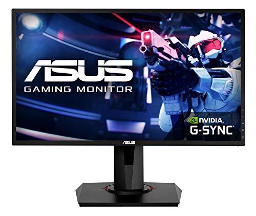 ASUS VG248QG - Monitor para Gaming de 24.5' FHD (16:9, 1920 x 1080, FreeSync/Adaptive Sync, 165 Hz, 0.5 ms, DVI, HDMI y Display Port) Negro