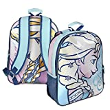 Frozen CD-21-2155 2018 Mochila Tipo Casual, 40 cm, 1 litro, Multicolor