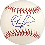 100% Certified Authentic and Backed by our Sports Memorabilia Authenticity Guarantee Comes with a Certificate of Authenticity from and PSA/DNA Category; Autographed Baseballs