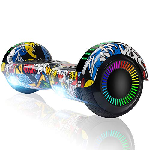 515il07LgEL - The 7 Best Hoverboards Worth Taking for a Spin