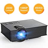 APEMAN Projector Mini Portable...