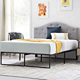 LINENSPA Contemporary Platform Bed Frame, California King