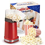Appareil à pop-corn Gourmet Global 1200W | Machine à pop-corn...