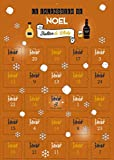 Calendrier de l'avent 25 JOURS - tout savoir sur le WHISKY - 25 secrets du whisky - Calendrier images - MADE in FRANCE
