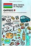 Gambie Carnet de Voyage: Journal de bord avec guide pour enfants. Livre de...