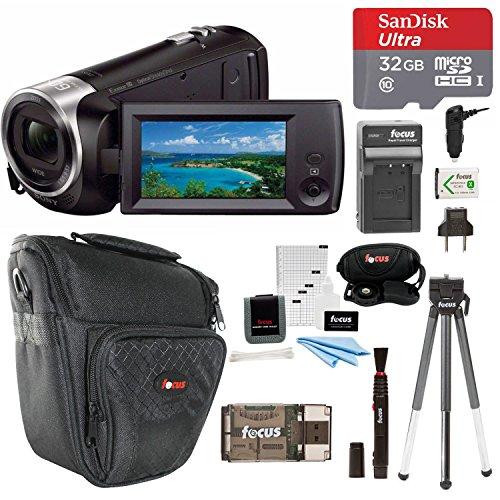 Sony HDR-CX405/B Handycam HD Camcorder...