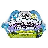 Hatchimals 6041343 Colleggtibles Collezionabili Porta Uova, Stagione 2, pacco da 2, Modelli Assortiti