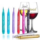 Innobeta Chal Kool & magink Pens Marqueurs Craie Effacement Bar Magink-8 Pack