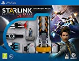 Le jeu vidéo Starlink Battle for Atlas Le vaisseau Zenith Le pilote Mason Rana Trois armes : Déchiqueteur, Lance-flammes et Barrage de givre Un support de manette PS4 Un poster de Starlink Battle for Atla