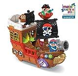 VTech-80-177822 Barco Pirata, cazatesoros transformable en Isla, SPB, Color...