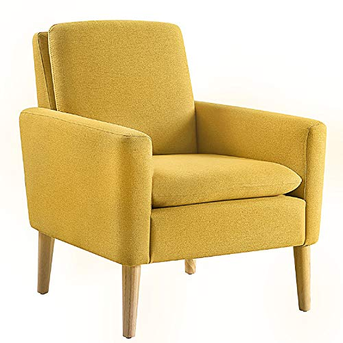 fabric accent chairs with arms