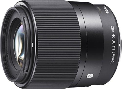 SIGMA 単焦点大口径標準レンズ Contemporary 30mm F1.4 DC DN ソニーEマウント用 ミラーレス(APS-C)専用