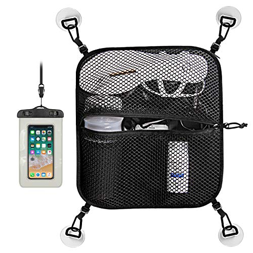 Unigear Paddleboard Deck Bag, Mesh Storage Bag Sup Accessories...