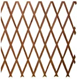 Expanding Wooden Trellises Garden Plant Support Fence Pannels 4 Sizes Trellis Available (60cm)