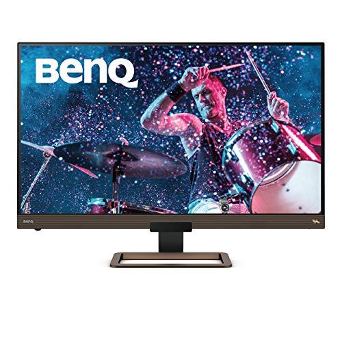 "BenQ EW3280U - Monitor LED IPS de 32"" UHD 4K HDRi, USB-C, HDMI, DCI-P3, HDR 400, Altavoces, Mando a Distancia, FreeSync"