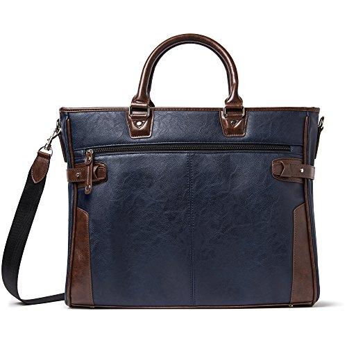 GLEVIO(グレヴィオ) ビジネスバッグ メンズ 大容量 軽量 B4 2way 通勤 ブランド バッグインバッグ 付き ...
