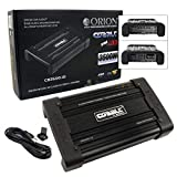Orion CB3500.1D Cobalt Series Monoblock Class D 1-Ohm Amplifier