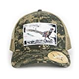 Art 4 All Abby Paffrath Pheasant Rooster Trucker Hat - Camo